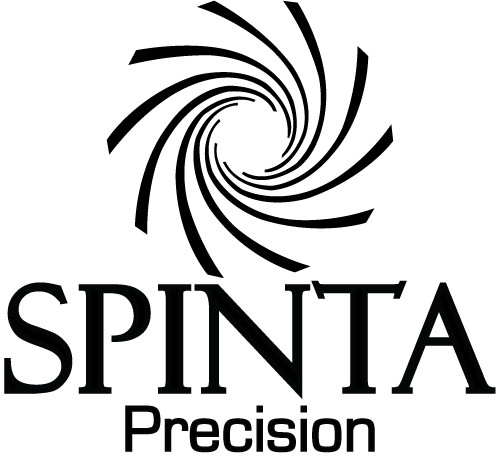 "SPINTA PRECISION STICKER 3""x3"""