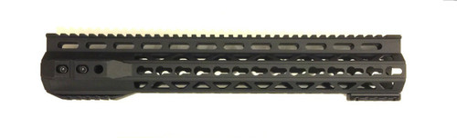 "15"" 308 Spinta Precision Free Float Rail/Handguard (Extra High Profile Height)"