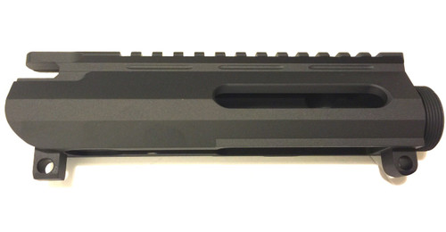 AR-9 Billet 7075 slick side stripped upper