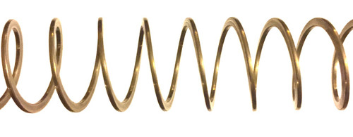 AR-15 and AR-9 Flat Wire Carbine Buffer Spring (SALE)