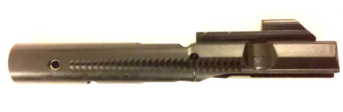 9mm Angle cut Nitride Bolt Carrier Group With Serrations (Version 2 SALE)