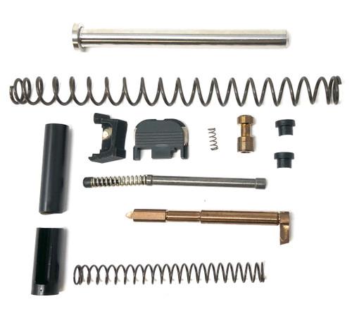 Glock 19 Gen 3 Slide Premium Completion Kit with Billet Guide Rod (Sale)