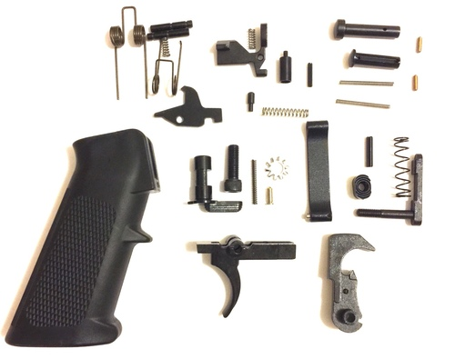 AR-15 Complete Lower Parts Kit (Sale)