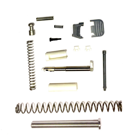Glock 19 Gen 3 Slide Completion Kit with Billet Guide Rod (SALE) Marine Cups