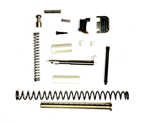 Glock 17 Gen 3 Slide Completion Kit with Billet Guide Rod (SALE) Marine Cups