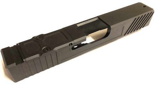 Glock 19 3rd Gen Melonite/Nitride RMR RSP1 Slide  (Christmas Sale)