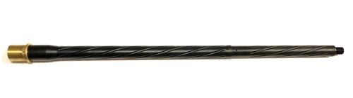 "20"" 5.56 Cold Hammer Forged Spiral Fluted Barrel 1:7 TiN Barrel Extension(Sale)"