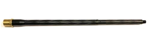 """20"""" 5.56 Cold Hammer Forged Spiral Fluted Barrel 1:7 TiN Barrel Extension(Sale)"""