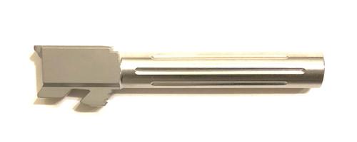 Blem Glock 17 FLUTED Stainless Steel Barrel (Christmas SALE)