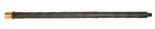 "20"" .224 Valkyrie Cold Hammer Forged Spiral Fluted Bull Barrel TiN Extension 1:7 (Sale)"