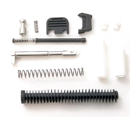 Glock 19 Gen 3 Slide Completion Kit with OEM Guide Rod (SALE) Marine Cups