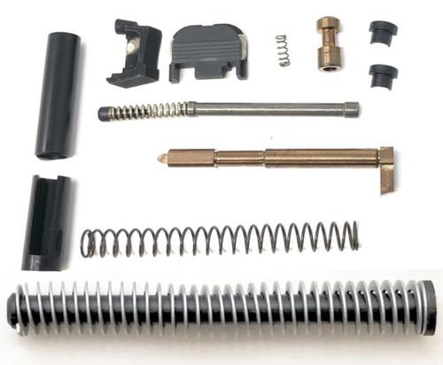 Glock 17 Gen 3 Slide Premium Completion Kit with OEM Guide Rod (SALE)