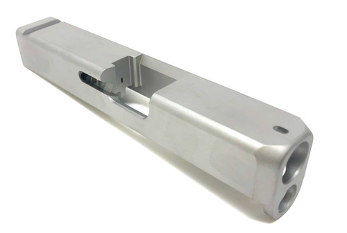 Glock 26 Gen 1-4 Bare Bullnose Slide with dovetail (Sale)