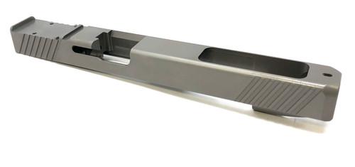Glock 17L Gen 3 long slide -RMR Cut - Stainless Steel - Bob cut - Window (Version 2 Sale)