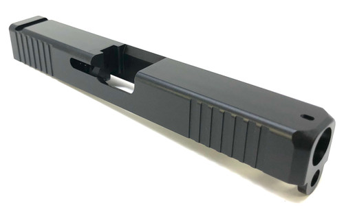 Glock 17 3rd Gen Melonite/Nitride Slide SP4 Bull Nose (SALE)