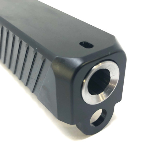 Glock 19 Flush Cut & Deep Crown Stainless Steel Barrel Gen 1-4 (Sale)