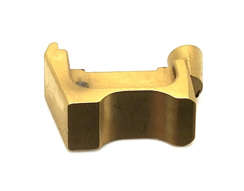 TiN Glock 9mm Heavy Duty Billet Extractor (19/17/34/26/17L)