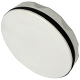 AMHS125 | Allied Moulded Products Enclosure Hole Plug Light Gray (1.687 - 1.875)