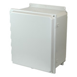 PCJ181610HF | Hammond Manufacturing 18 x 16 x 10 Hinged 2-Screw Junction Box Cover