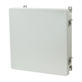 AM1224T - Twist Latch Hinged Cover Enclosure