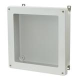 AM1224W - Lift-Off 4-Screw Window Cover Enclosure