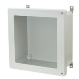 AM1226HW - Hinged 2-Screw Window Cover Enclosure