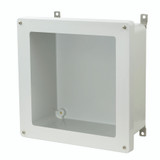 AM1226W - Lift-Off 4-Screw Window Cover Enclosure