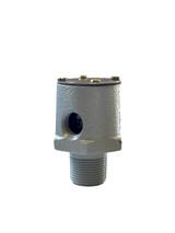 6012-E1-BR-EP3 | 1 Electrode - Brass Holder Material