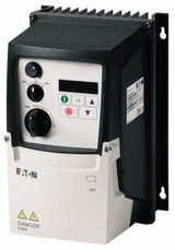 DC1-S17D0NN-A66CE1 | Eaton AC Variable Frequency Drive (0.5 HP, 7 A)