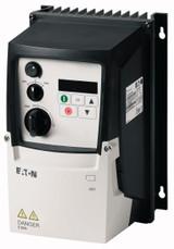 DC1-122D3NN-A66CE1 | Eaton AC Variable Frequency Drive (0.5 HP, 2.3 A)