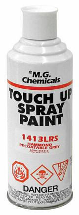1413LRS   Hammond Manufacturing 12 oz. Spray Can (Light Grey - RAL 7035)