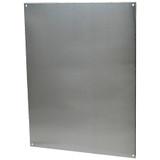 PA206 | 20 x 16 Aluminum Back Panel