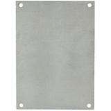PG142 | 14 x 12 Galvannealed Steel Back Panel