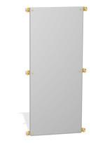 90YWFWG | Hammond Manufacturing 90 x 24 Inner Full Panel
