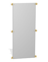 72XFWG | Hammond Manufacturing 72 x 30 Inner Full Panel