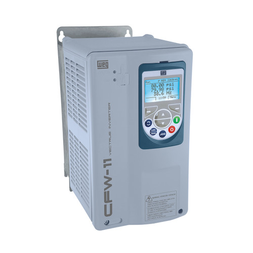 CFW110720T4SZ | WEG AC Variable Frequency Drive (600HP