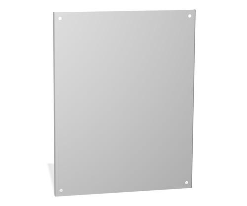 18G2717   27 x 17 Galvanized Steel Back Panel