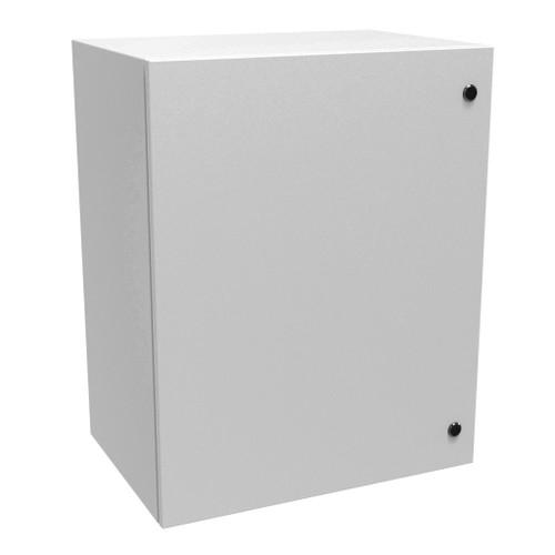 EN4SD302416LG   Hammond Manufacturing 30 x 24 x 16 Steel enclosure with hinge door and quarter turn/handle
