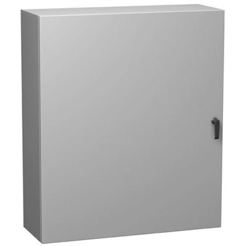 EN4SD423012GY   Hammond Manufacturing 42 x 30 x 12 Single Door Enclosure