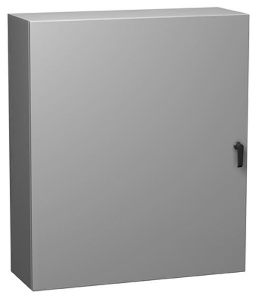 EN4SD603616GY | Hammond Manufacturing 60 x 36 x 16 Single Door Enclosure