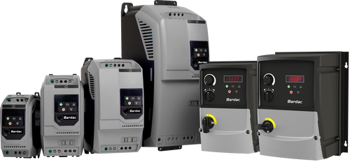 ODE3-220105-3042 | Bardac AC Variable Frequency Drive 3 HP