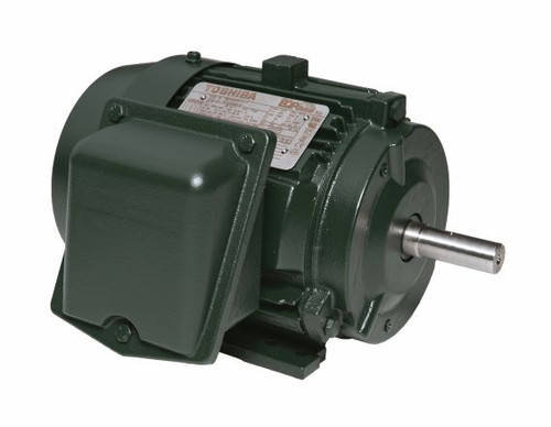 0156SDSR47A-P   Toshiba Low Voltage AC Motor (15 HP, 19.6 Amps)