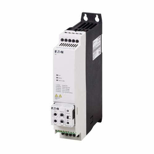DE1-129D6NN-N20N | Eaton AC Variable Frequency Drive (3 HP, 9.6 Amps)