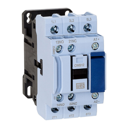 CWB38-11-30D77 - 3 Pole, 38 Amp, 208V (50/60Hz) Coil Voltage