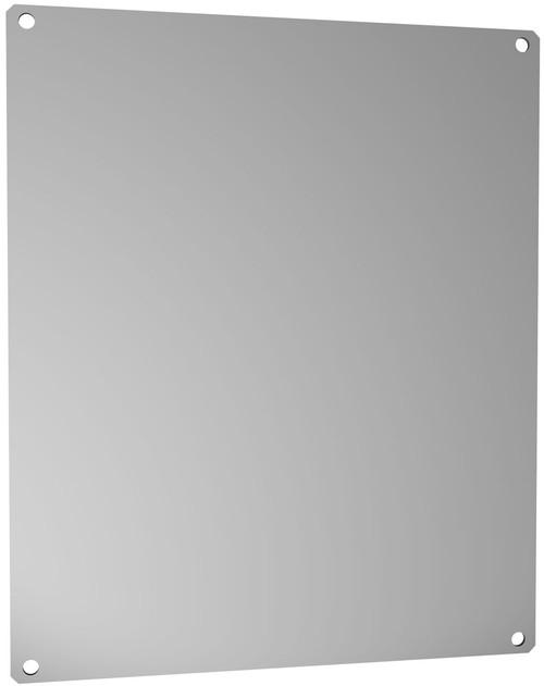 PCJA1109   Hammond Manufacturing 12 x 10  Aluminum Back Panel