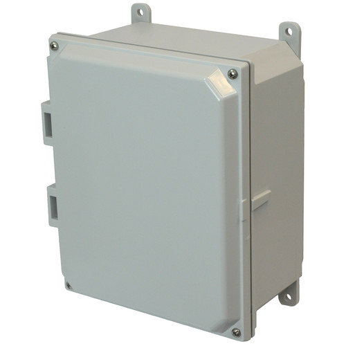 PCJ1084 | Hammond Manufacturing 10 x 8 x 4 Junction Box 4-Screw Lift-Off Cover