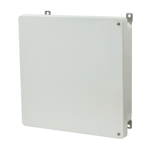 AM1224H - Hinged 2-Screw Cover Enclosure
