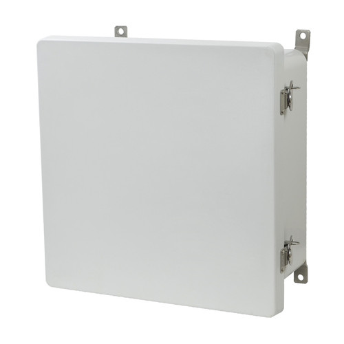 AM1226T - Twist Latch Hinged Cover Enclosure