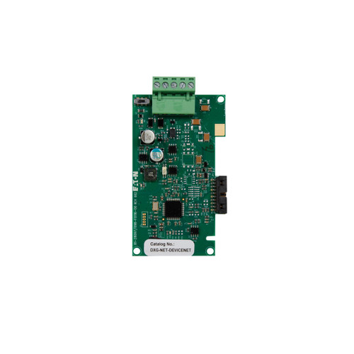 DXG-NET-DEVICENET | Eaton Communication Card