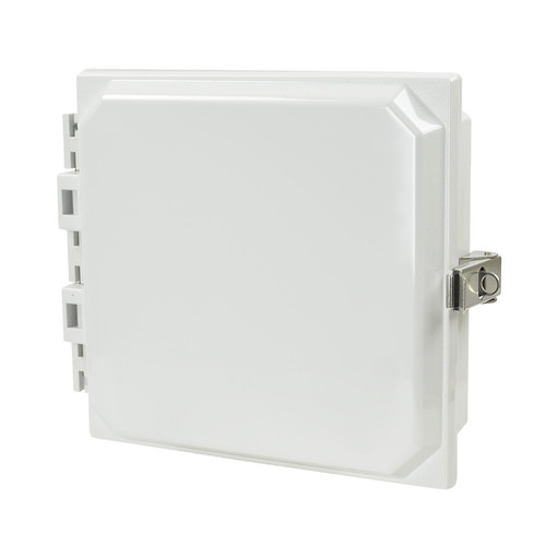 AMHMI88L   Allied Moulded 8 x 8 Hinged 2-Screw HMI Cover Kit